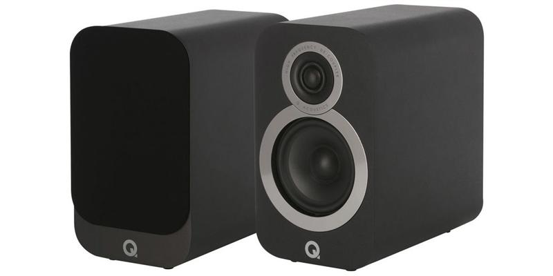 Q Acoustics 3010i Noir mat