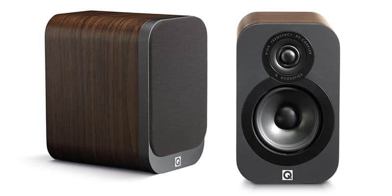 Q Acoustics 3010 Noyer