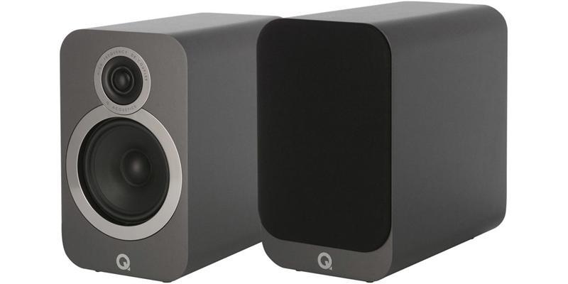 Q Acoustics 3020i Anthracite mat
