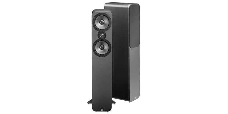 Q Acoustics 3050 Gris foncé