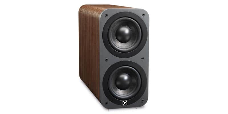Q Acoustics 3070S Noyer