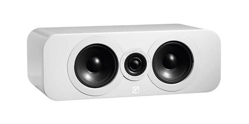 Q Acoustics 3090C Blanc laqué