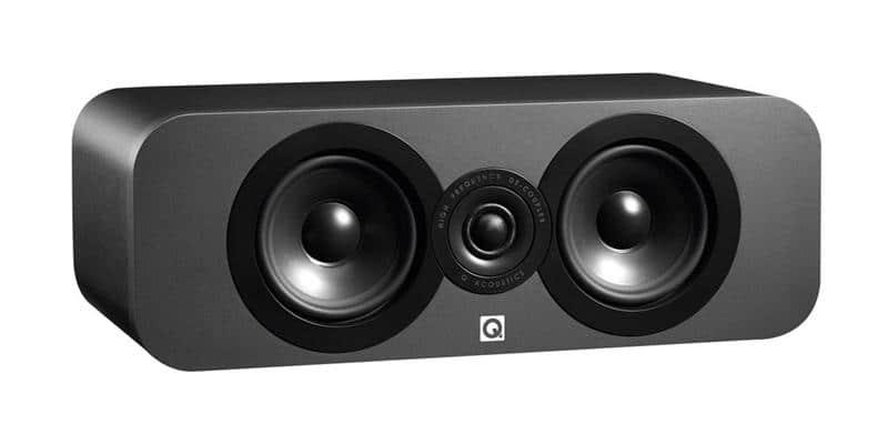 Q Acoustics 3090C gris foncé