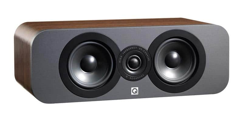 Q Acoustics 3090C Noyer