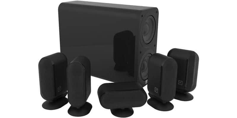 Q Acoustics Q7000i 5.1 Plus Noir