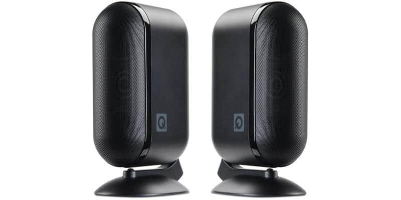 Q Acoustics Q7000 LRI Noir Laqué