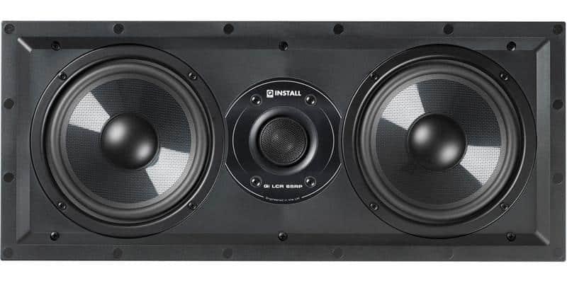 Q Acoustics Qi LCR 65RP Performance Noir