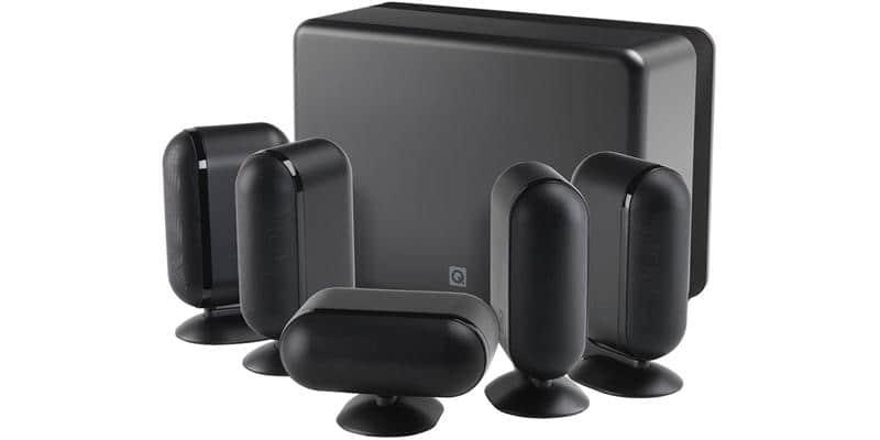 Q Acoustics Pack Q7000I 5.1 Noir Laqué