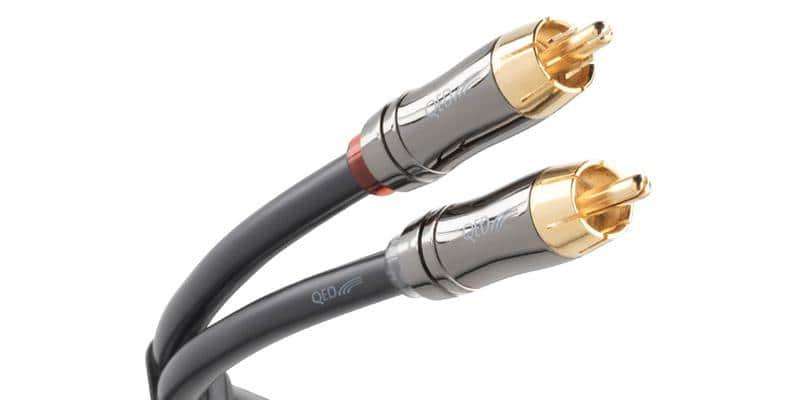QED Performance Audio Graphite 0.6 m