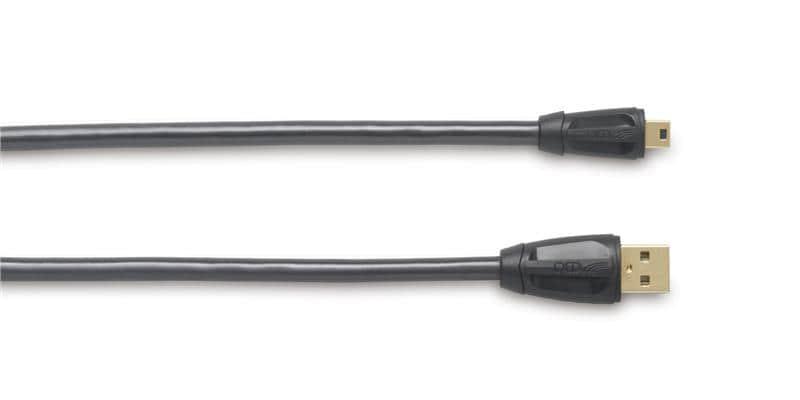 QED Performance Mini USB A-B 1.5 m
