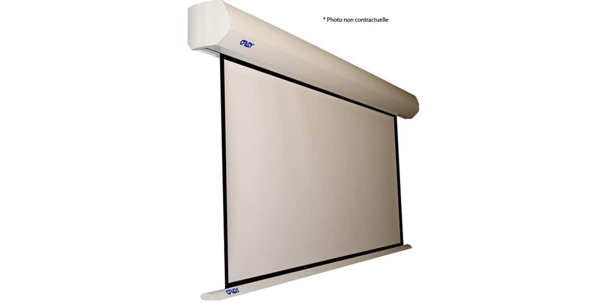 Oray orion faux plafond hc 174x232 easylounge - Ecran de projection encastrable plafond ...