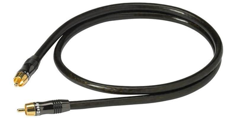 Real Cable E SUB (7,5m)