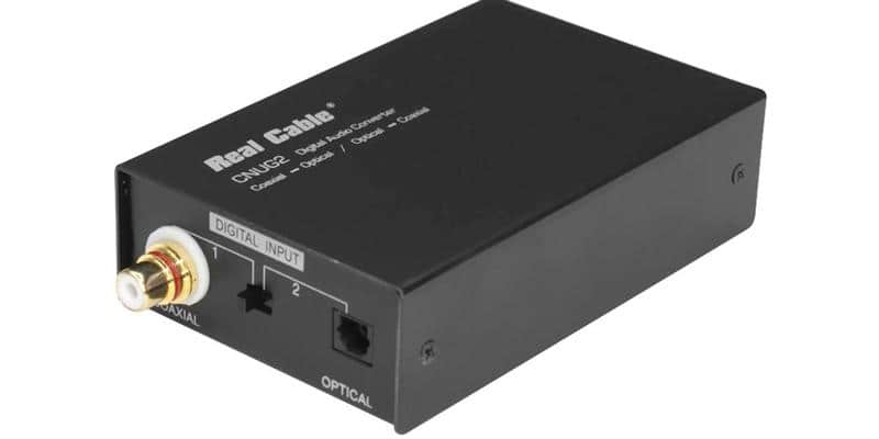 Real Cable Convertisseur CNUG2