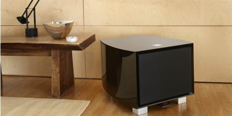 REL Acoustics Gibraltar G2 Noir