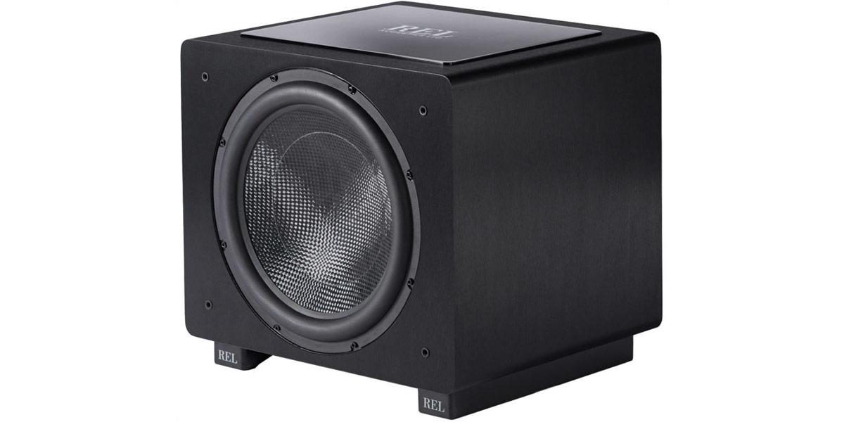 REL Acoustics HT1508 Predator Noir