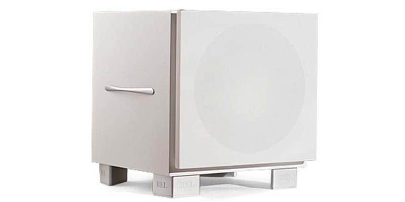 REL Acoustics S3 Blanc