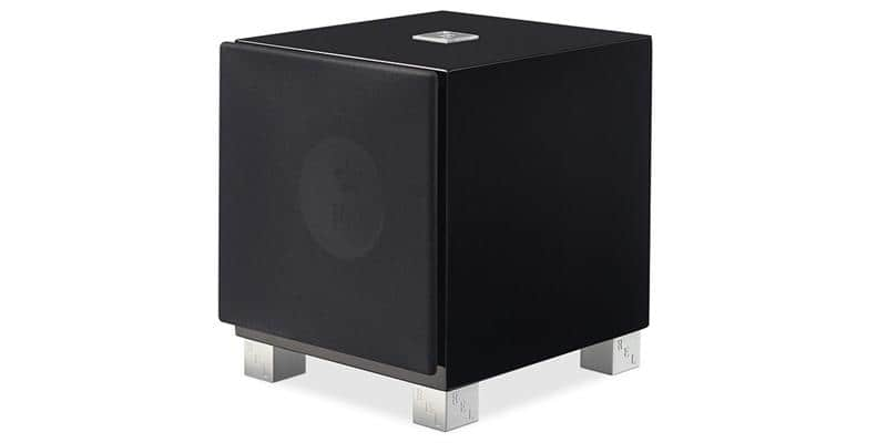 REL Acoustics T-7i Noir