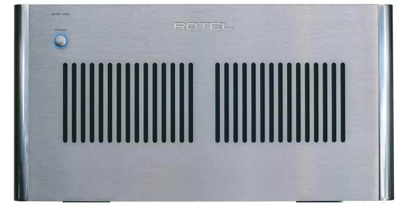 Rotel RMB-1585 Silver