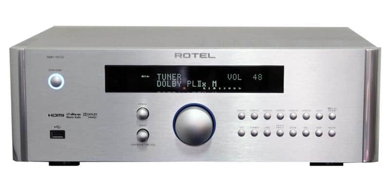 Rotel RSP-1572 Argent