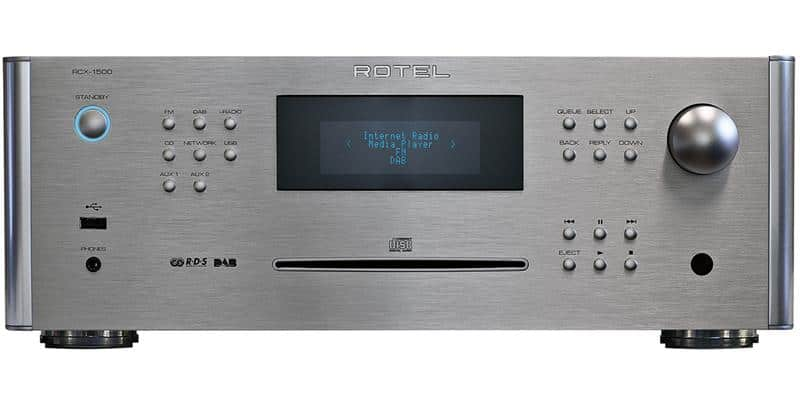 Rotel RCX-1500 Argent