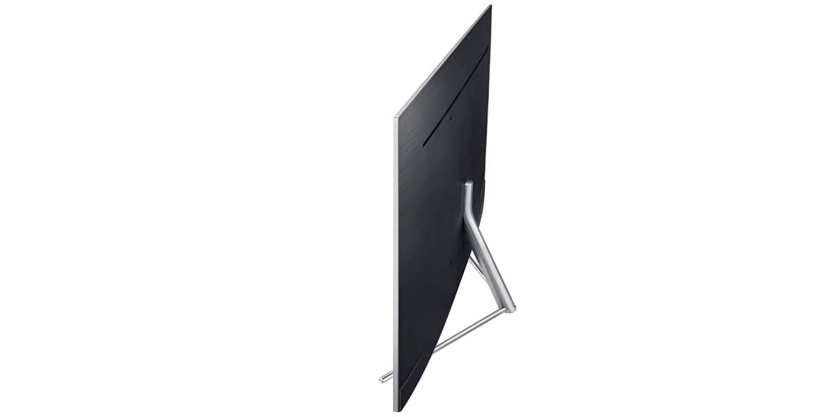 samsung qe55q7f t l viseurs qled sur easylounge. Black Bedroom Furniture Sets. Home Design Ideas