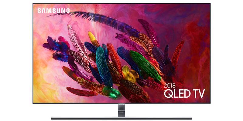 Samsung QE55Q7F 2018 140cm