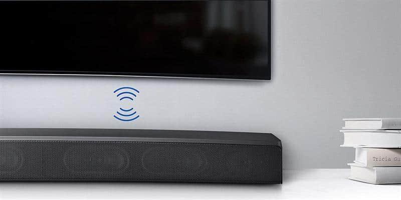 samsung hw ms6501 barres de son sur easylounge. Black Bedroom Furniture Sets. Home Design Ideas
