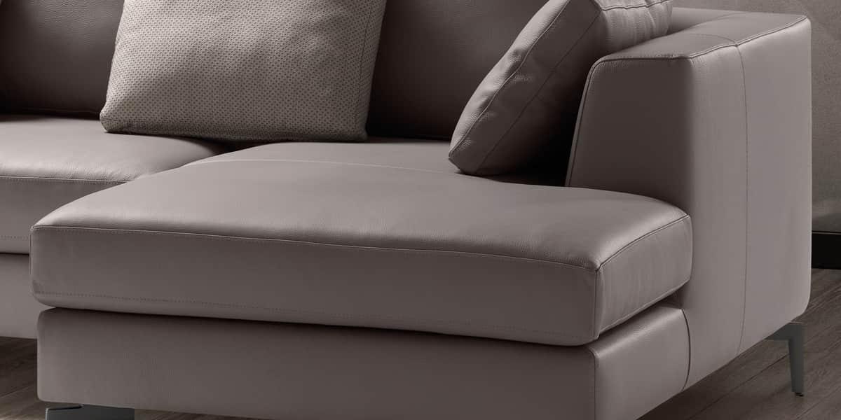 samoa sugar 110 136 pelle extra 218 canap s d 39 angle sur. Black Bedroom Furniture Sets. Home Design Ideas