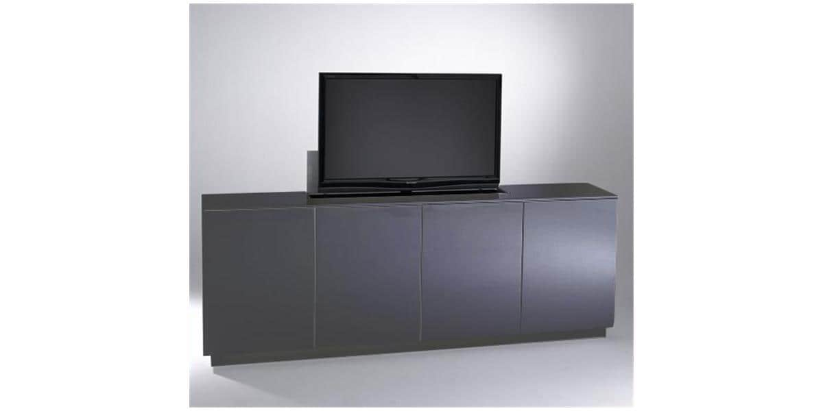 sb concept m4p2lb no noir meubles tv divers sur easylounge. Black Bedroom Furniture Sets. Home Design Ideas