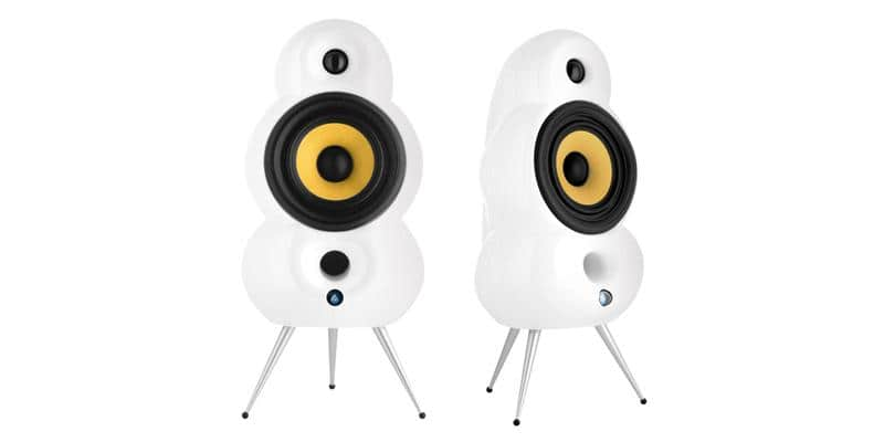 Scandyna MiniPod Bluetooth Blanc