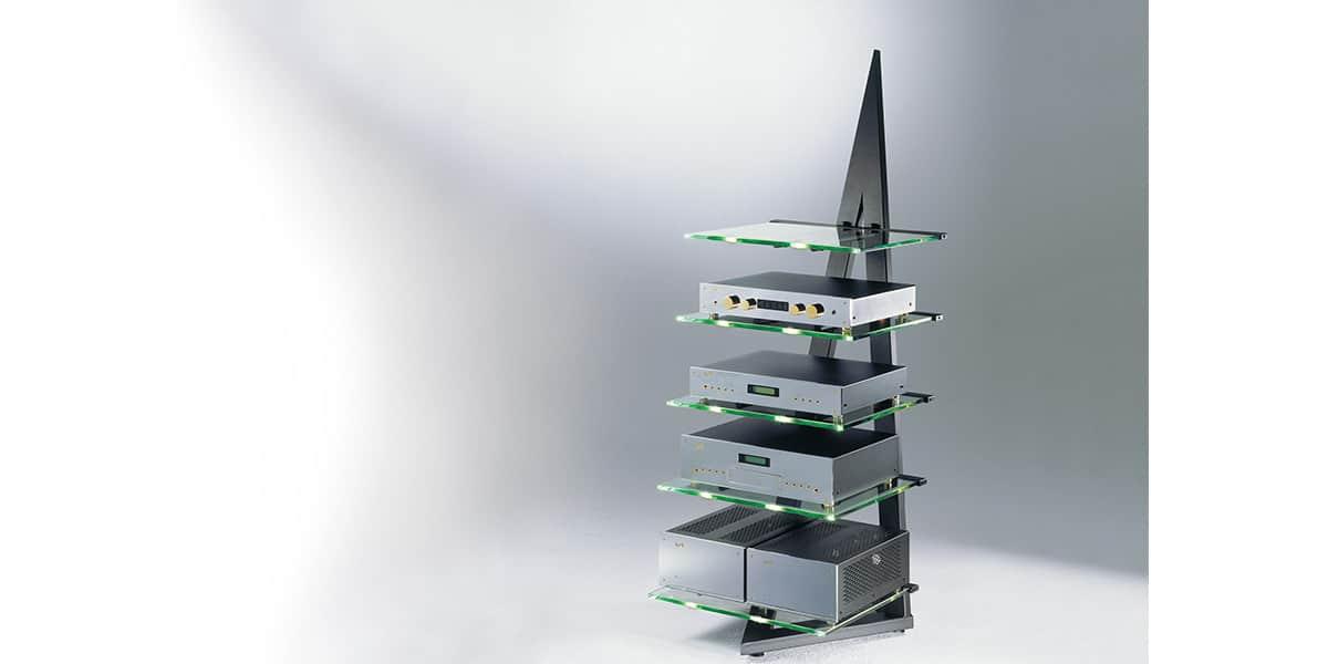 schroers alphastatic meubles hifi sur easylounge. Black Bedroom Furniture Sets. Home Design Ideas