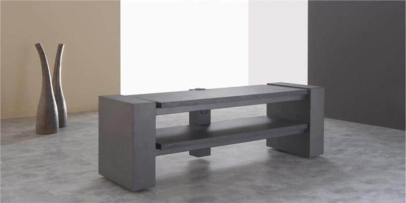 schnepel x linie 1400 ouvert ardoise v ritable gris easylounge. Black Bedroom Furniture Sets. Home Design Ideas