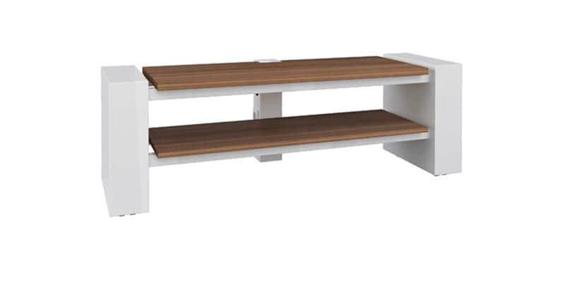 Schnepel X-Linie 1400 Ouvert Blanc et Noyer