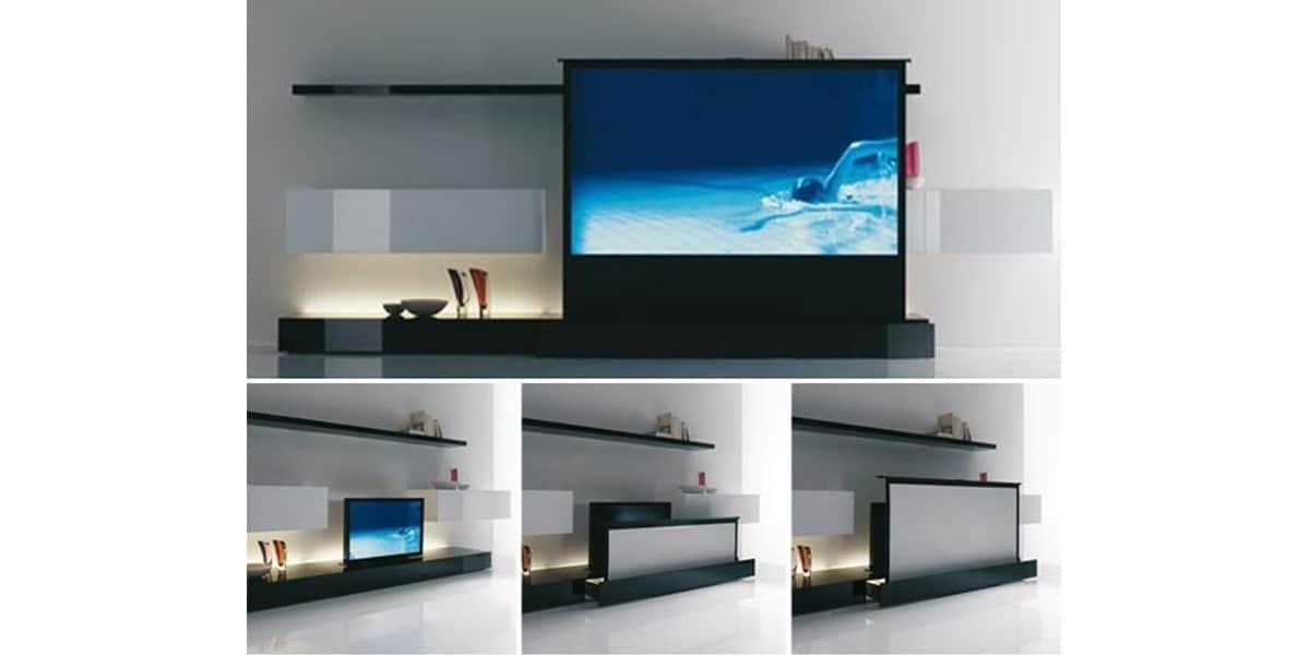 screen up pull up 51020 tous les crans de projection. Black Bedroom Furniture Sets. Home Design Ideas