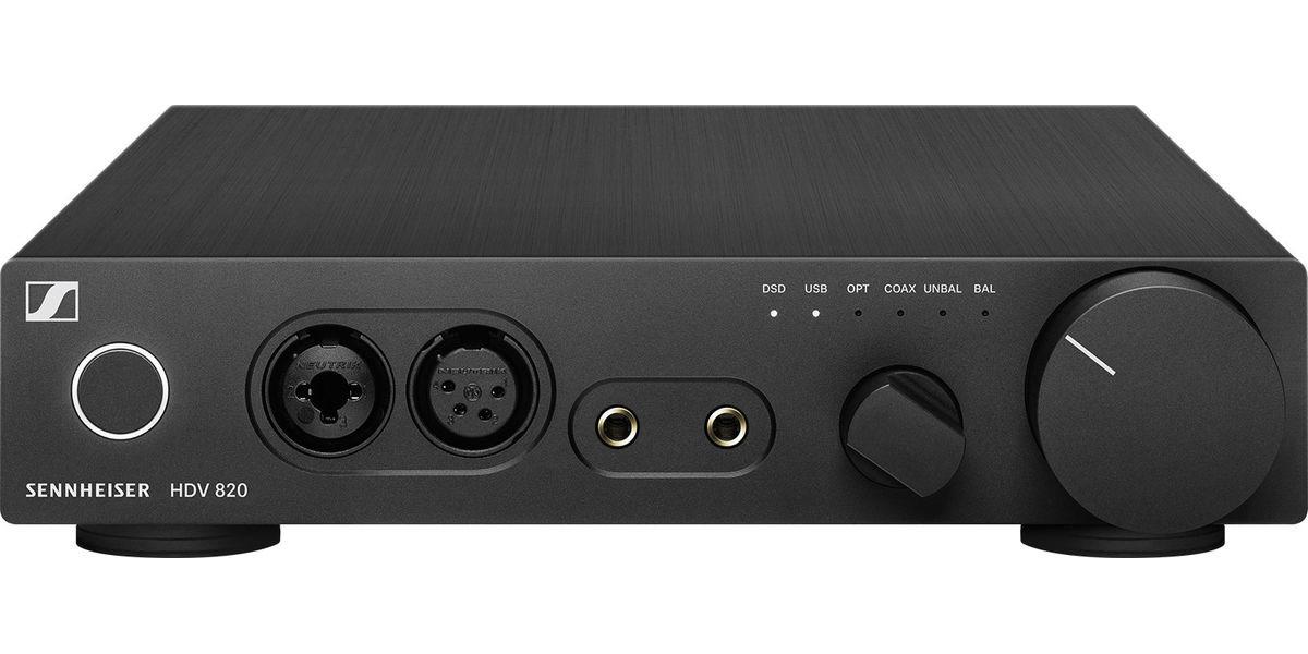 Sennheiser HDV 820 Noir