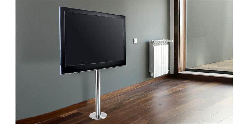 seri stylu col d5v2 supports tv sur pied sur easylounge. Black Bedroom Furniture Sets. Home Design Ideas