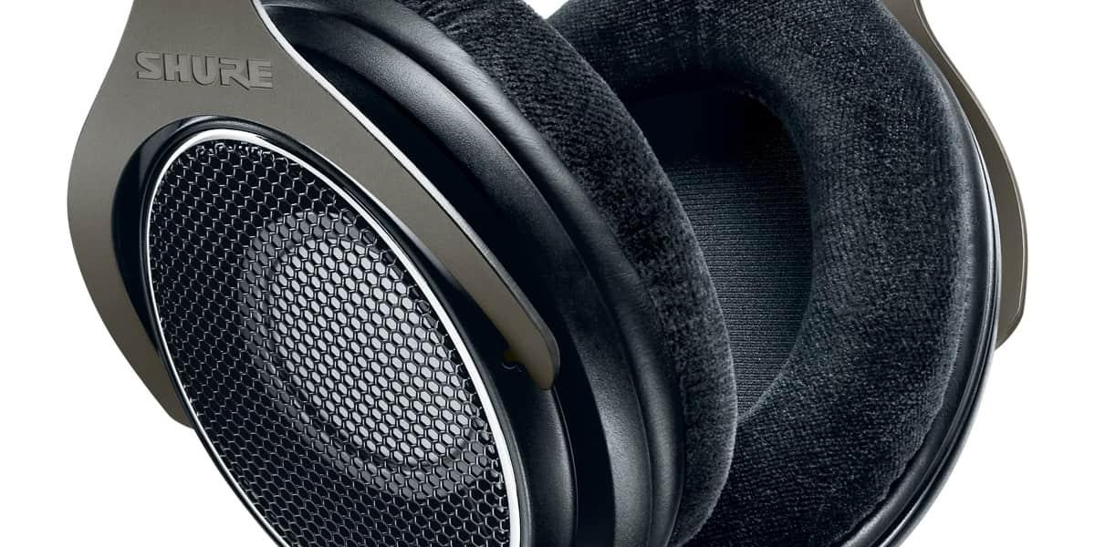 shure srh 1840 casques audio hifi sur easylounge. Black Bedroom Furniture Sets. Home Design Ideas