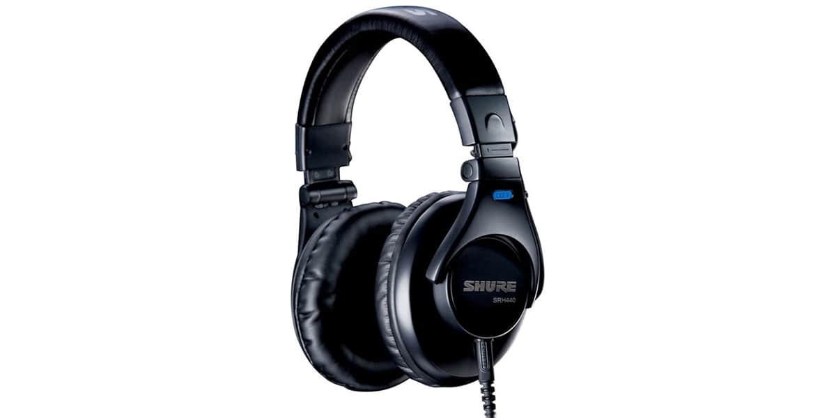 Shure SRH440 Noir