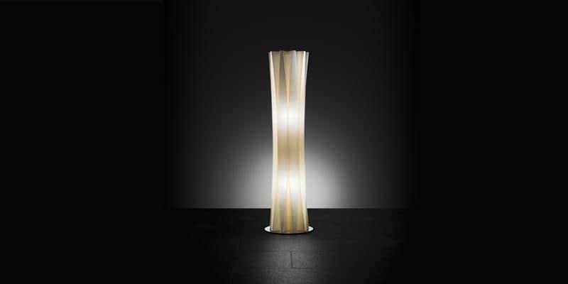 Slamp Lampe à poser Bach Gold L