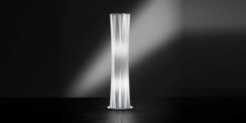 Slamp Lampe à poser Bach Blanc L