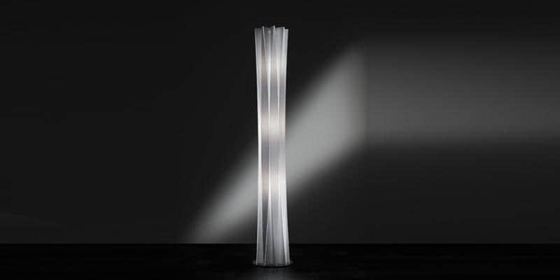 Slamp Lampe à poser XXL Bach Blanc