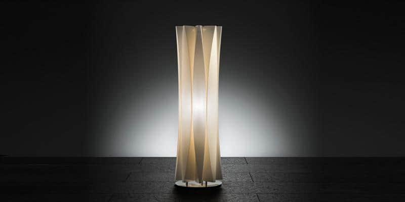 Slamp Lampe à poser Bach Gold M