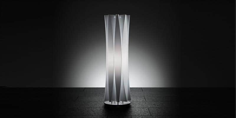 Slamp Lampe à poser Bach Blanc M