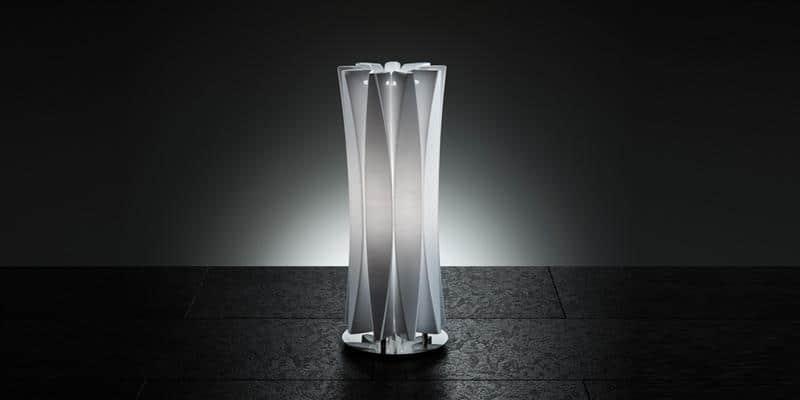 Slamp Lampe à poser Bach Blanc S