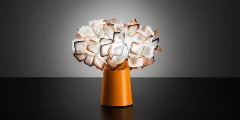 Slamp Lampe à Poser Clizia Orange