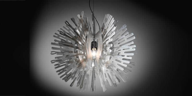 Slamp Suspension Creatures M Blanc