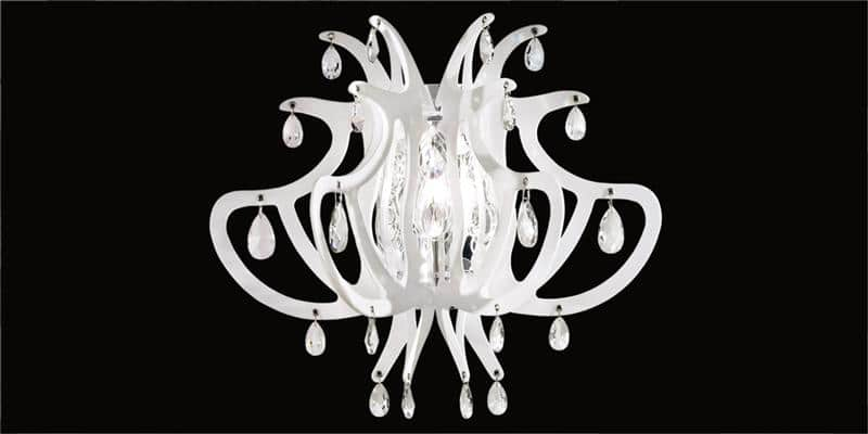 Slamp Applique Mini Lillibet Blanc