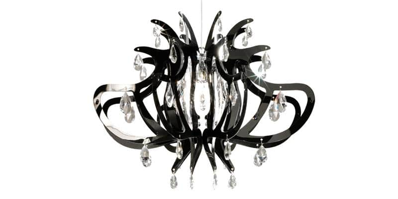 Slamp Suspension Lillibet Noir