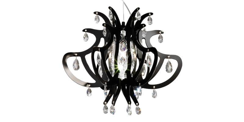 Slamp Suspension Mini Lillibet Noir
