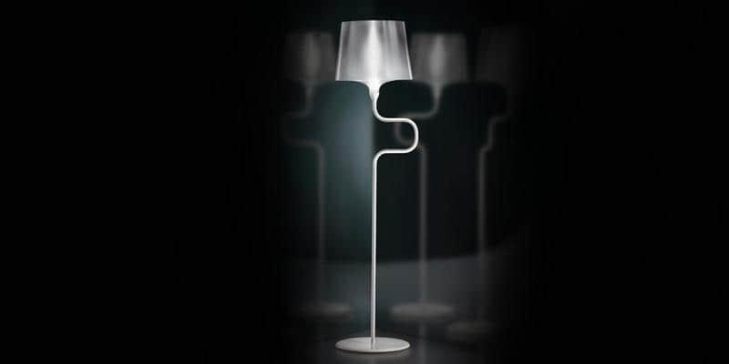 Slamp Lampadaire Liza Prisme
